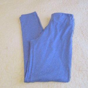 Lularoe Blue One Size Leggings